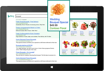 Bing Product Ads - bing adverteren | shift