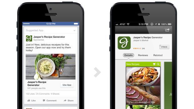 facebook app campagnes - adverteren op facebook